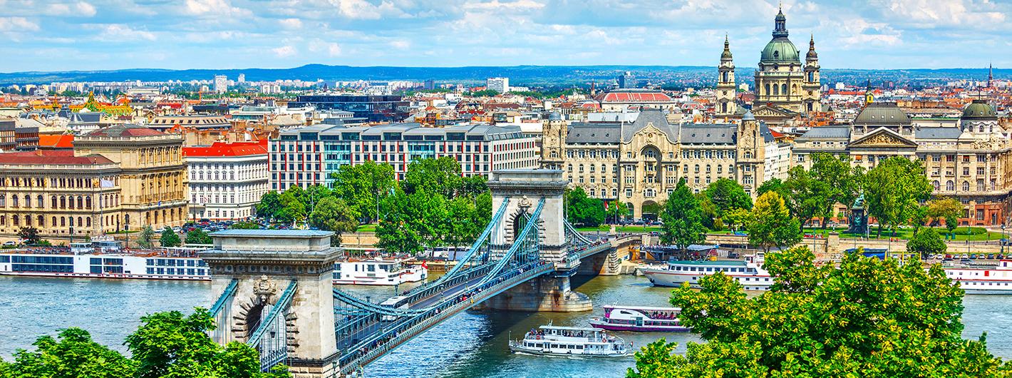 Kaupunkiloma Budapestiin Matkapojat