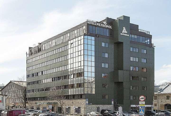 Hotellit Tallinnassa